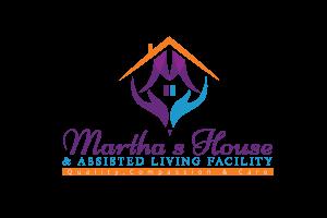 Martha's House logo png